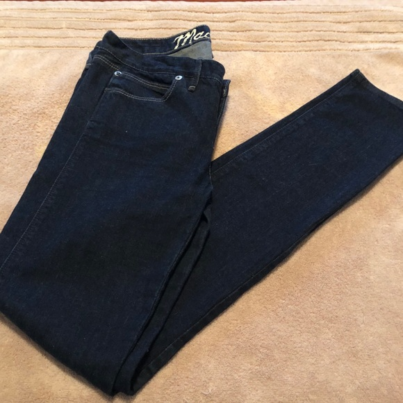 Madewell Denim - ***ONE DAY SALE*** NWOT MADEWELL SKINNY LOW JEANS